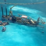 Bimini cruise dock putting reefs in peril