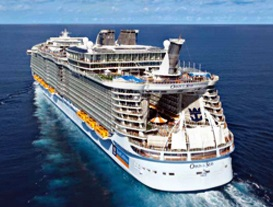 Cruise line eyes bigger slice of the pie