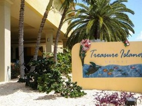 Treasure Island resort goes bust