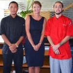 Young chefs display talent in cook-off