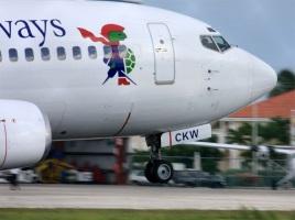 Cayman Airways at Owen Roberts International Airport