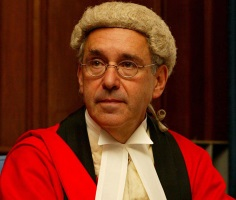 Justice Sir Alan Moses