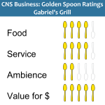 Golden Spoons Review: Gabriel's Grill