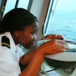 Local women encouraged to pursue maritime study