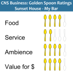 Golden Spoons Review: My Bar