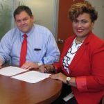 Minister signs deal to support small businesses