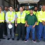 CUC staff help BVI restore power