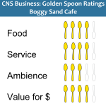 Golden Spoons Review: Boggy Sand Café