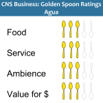 Golden Spoons Review: Agua